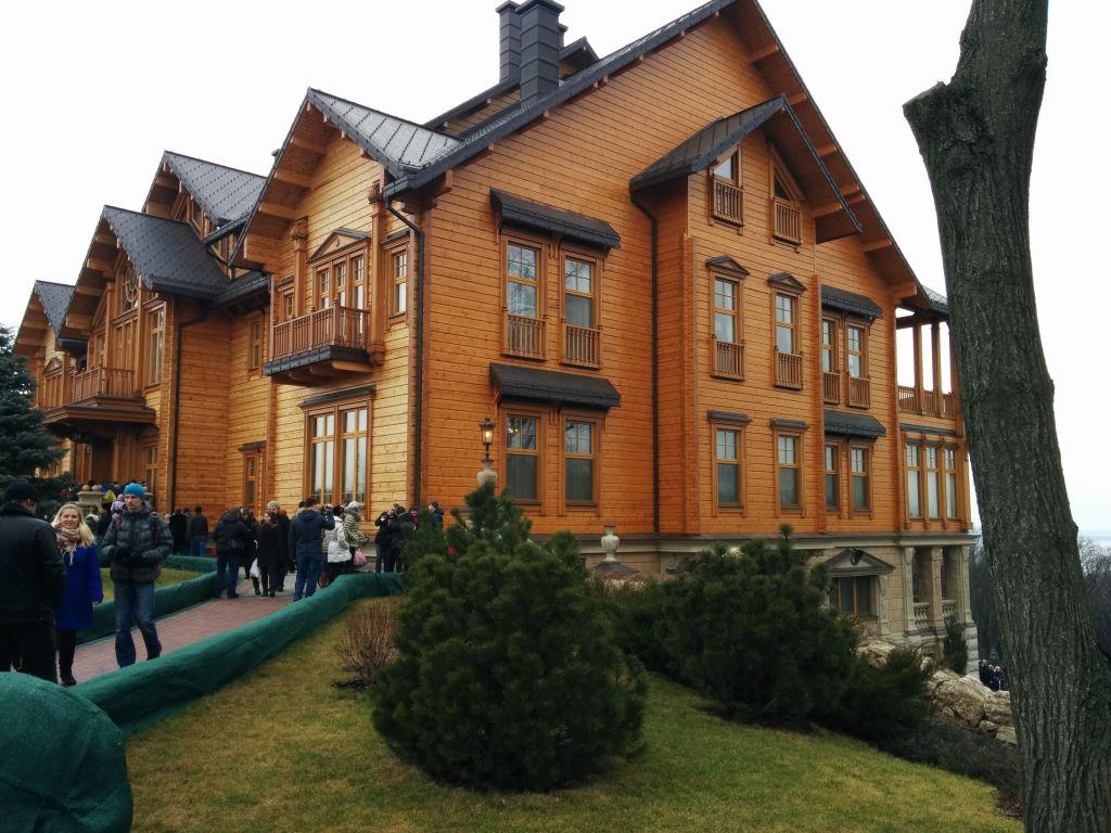 Janukowitsch-Villa in Meshigirja